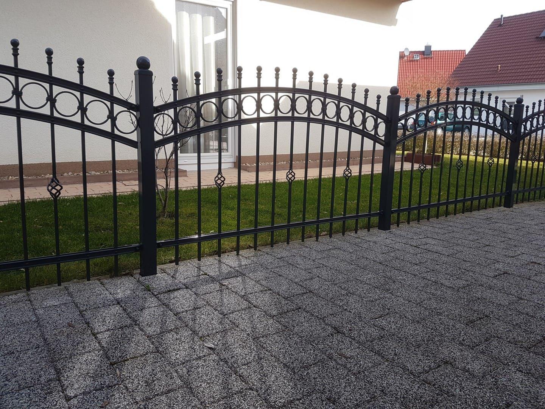 Metallzäune aus Polen – Zäune aus Metall